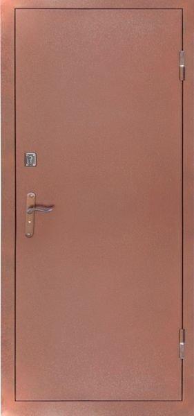 металлические входные двери 2 мм эконом 4